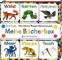 Die kleine Raupe Nimmersatt - Meine Bücherbox, Eric Carle