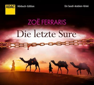 Die letzte Sure, 6 Audio-CDs, Zoë Ferraris