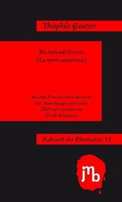 Die liebende Untote, Théophile Gautier