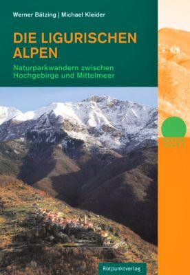 Die Ligurischen Alpen, Werner Bätzing, Michael Kleider