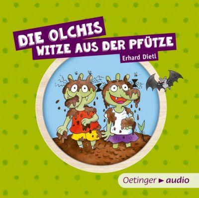 Die Olchis Witze aus der Pfütze, 1 Audio-CD, Erhard Dietl