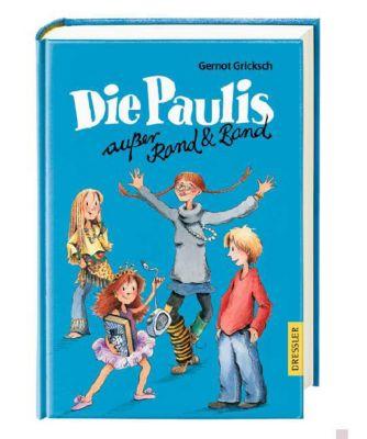 Die Paulis außer Rand und Band, Gernot Gricksch