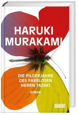 Die Pilgerjahre des farblosen Herrn Tazaki, Haruki Murakami