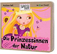 Die Prinzessinnen der Natur - Riesenpuzzle & Buch, 60 Teile - Produktdetailbild 1
