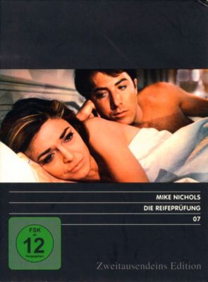 Die Reifeprüfung, DVD