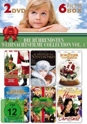 Die rührendsten Weihnachtsfilme Collection Vol. 4