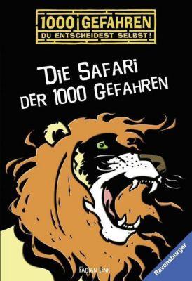 Die Safari der 1000 Gefahren, Fabian Lenk