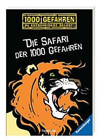 Die Safari der 1000 Gefahren - Produktdetailbild 1