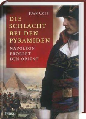 Die Schlacht bei den Pyramiden, Juan Cole