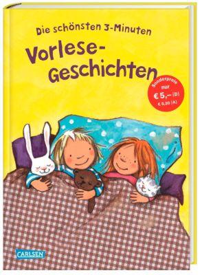 Die schönsten 3-Minuten Vorlese-Geschichten, Barbara Rose, Erhard Dietl, Julia Boehme