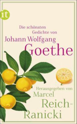 Die schönsten Gedichte, Johann Wolfgang von Goethe