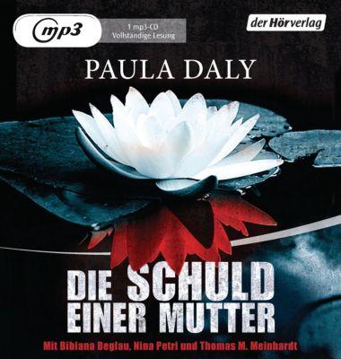 Die Schuld einer Mutter, 1 MP3-CD, Paula Daly