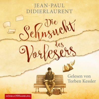 Die Sehnsucht des Vorlesers, 3 Audio-CDs, Jean-Paul Didierlaurent