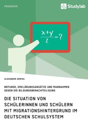 Die Situation von Schülerinnen und Schülern mit Migrationshintergrund im deutschen Schulsystem, Alexander Zerfas
