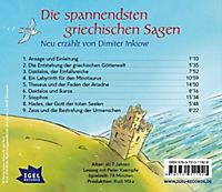 Die spannendsten griechischen Sagen, 1 Audio-CD - Produktdetailbild 1