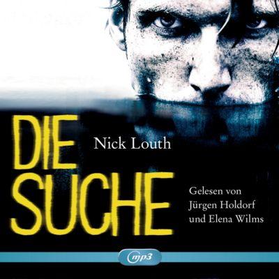 Die Suche, 2 MP3-CDs, Nick Louth