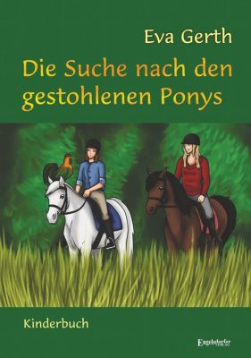 Die Suche nach den gestohlenen Ponys, Eva Gerth
