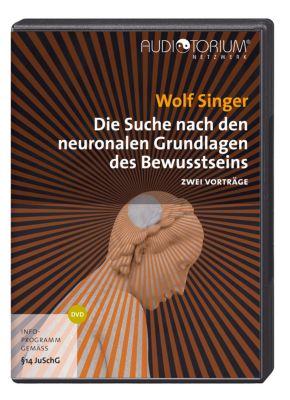 Die Suche nach den neuronalen Grundlagen des Bewusstseins, DVD, Wolf Singer