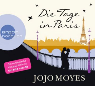 Die Tage in Paris, 2 Audio-CDs, Jojo Moyes