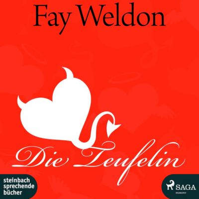 Die Teufelin, MP3-CD, Fay Weldon