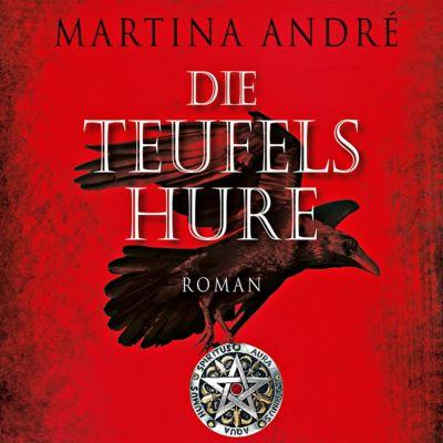 Die Teufelshure, 20 Audio-CDs, Martina André