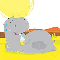 Die Tiere Afrikas - Ökowürfelspiel - Produktdetailbild 3