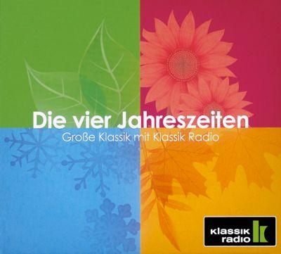 Die vier Jahreszeiten, 4 CDs