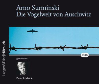 Die Vogelwelt von Auschwitz, 4 CDs, Arno Surminski
