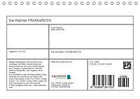 Die Wächter FRANKsREICH (Tischkalender 2018 DIN A5 quer) - Produktdetailbild 13