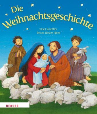 Die Weihnachtsgeschichte, Ursel Scheffler