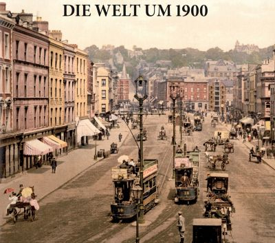 Die Welt um 1900, Jürgen Sorges