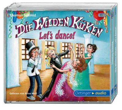 Die Wilden Küken Band 10: Let s dance! (Audio-CD), Thomas Schmid