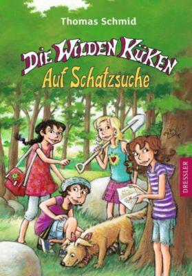 Die Wilden Küken Band 5: Auf Schatzsuche, Thomas Schmid