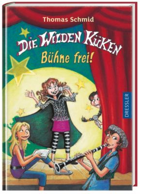 Die Wilden Küken Band 7: Bühne frei!, Thomas Schmid