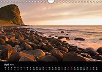 Die wilden Küsten der Lofoten (Wandkalender 2019 DIN A4 quer) - Produktdetailbild 4