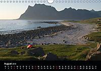 Die wilden Küsten der Lofoten (Wandkalender 2019 DIN A4 quer) - Produktdetailbild 8