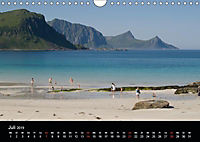 Die wilden Küsten der Lofoten (Wandkalender 2019 DIN A4 quer) - Produktdetailbild 7
