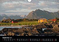 Die wilden Küsten der Lofoten (Wandkalender 2019 DIN A4 quer) - Produktdetailbild 9
