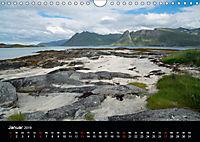 Die wilden Küsten der Lofoten (Wandkalender 2019 DIN A4 quer) - Produktdetailbild 1