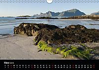 Die wilden Küsten der Lofoten (Wandkalender 2019 DIN A4 quer) - Produktdetailbild 3