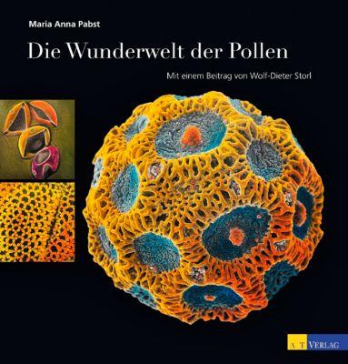 Die Wunderwelt der Pollen, Maria A. Pabst