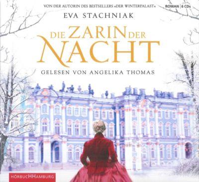 Die Zarin der Nacht, 6 Audio-CDs, Eva Stachniak