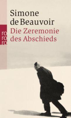 Die Zeremonie des Abschieds, Simone de Beauvoir