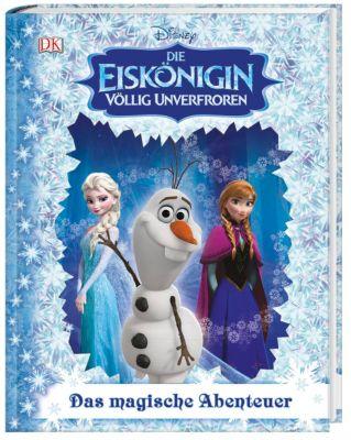 Disney Die Eiskönigin, Völlig unverfroren - Das magische Abenteuer