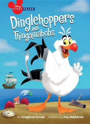 Disney First Tales: The Little Mermaid: Dinglehoppers and Thingamabobs, Disney Book Group