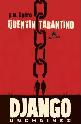 Django Unchained, Film-Tie-In, Quentin Tarantino