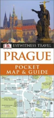 DK Eyewitness Travel Pocket Map and Guide: Prague