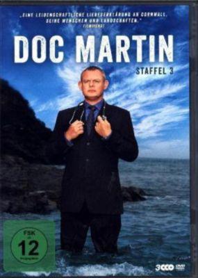 Doc Martin - Staffel 3, Martin Clunes, Caroline Catz