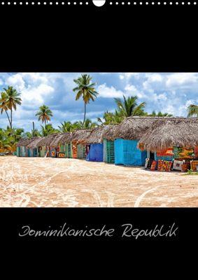 Dominikanische Republik (Wandkalender 2018 DIN A3 hoch) Dieser erfolgreiche Kalender wurde dieses Jahr mit gleichen Bild, hessbeck.fotografix