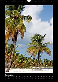 Dominikanische Republik (Wandkalender 2018 DIN A3 hoch) Dieser erfolgreiche Kalender wurde dieses Jahr mit gleichen Bild - Produktdetailbild 1